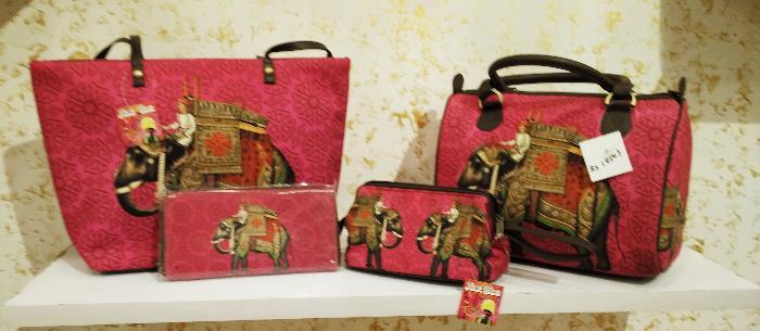 Desi Pop Rajasthani Prints Bags Collection
