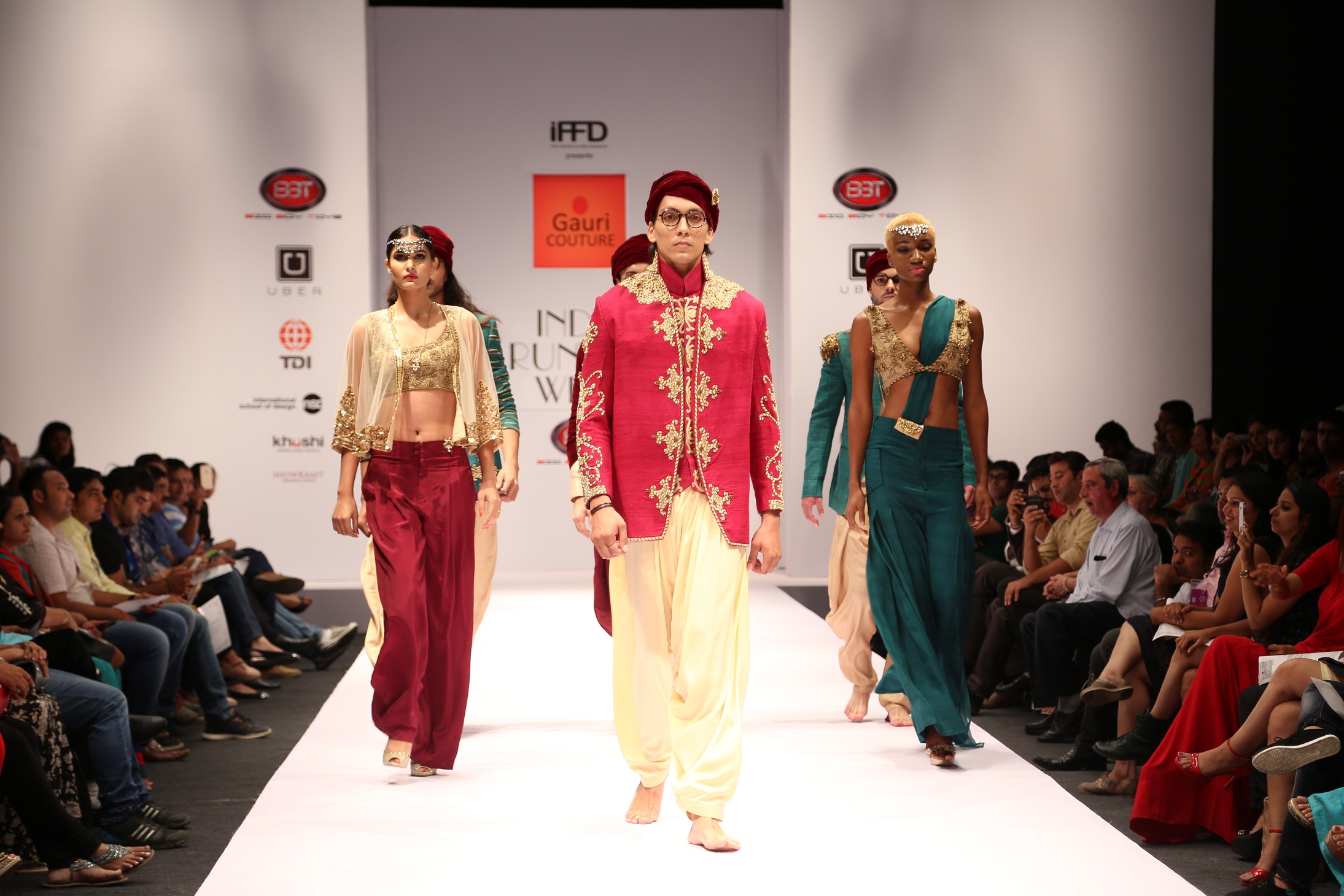 Gauri Couture by Nikheil