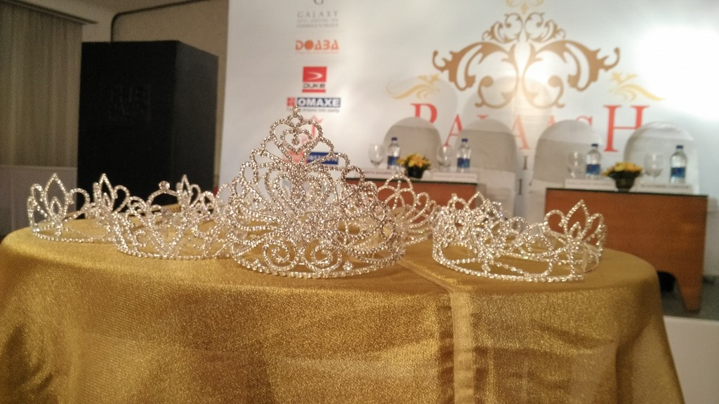 Palaash Miss India & Other winner Crowns