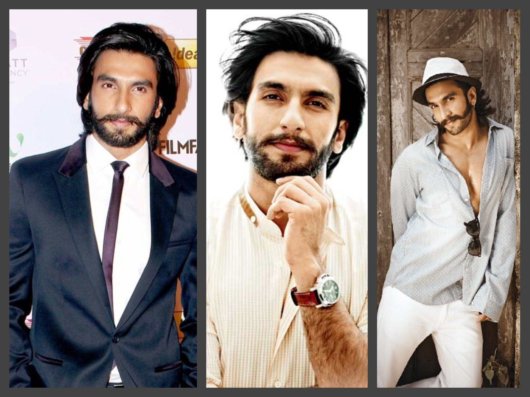 latest fashion for men Insipred from Ranveer Singh Style