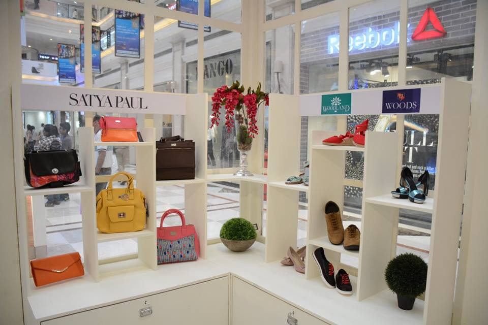 SatyaPaul and Woods at The Shoes & Bags Festival