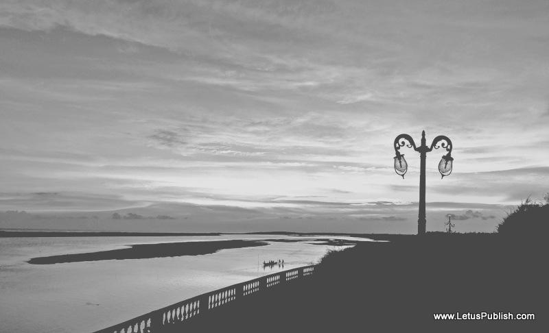 Evening Beach Photography HD Wallpaper