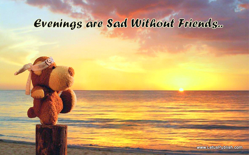 Good Evevning Quotes Wallpaper