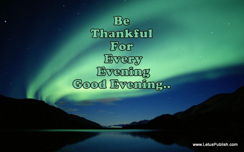 Have a good Evening Hd Images Wallpaper Download