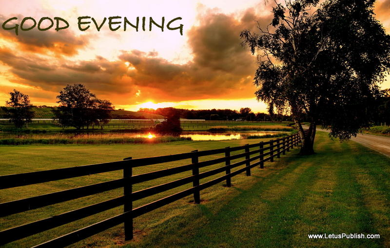Hd Evening wallpaper