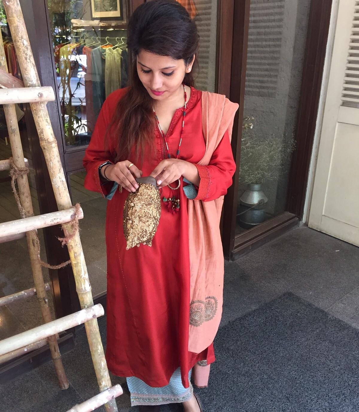 Yogita fashion blogger India