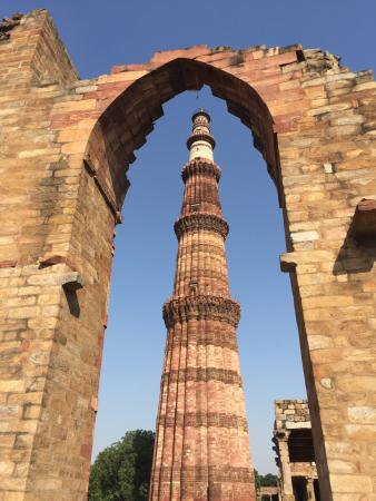qutab-minar _ New Delhi Attractions