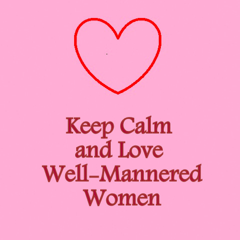 I Love Calm Women, Quotes for her