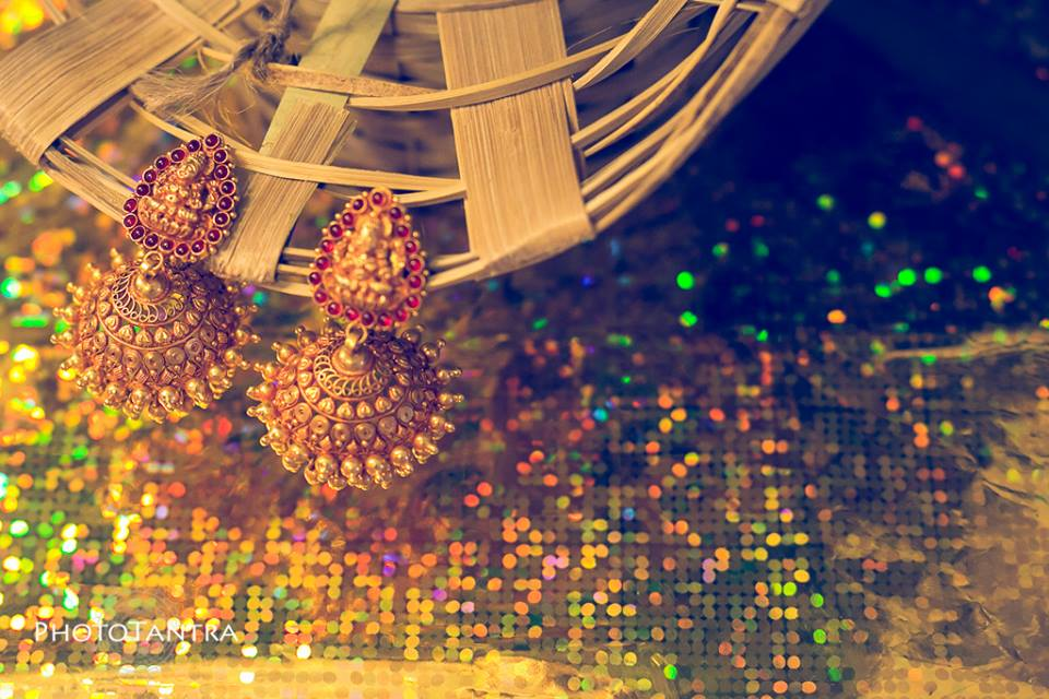 Indian Bridal jwellery Photography
