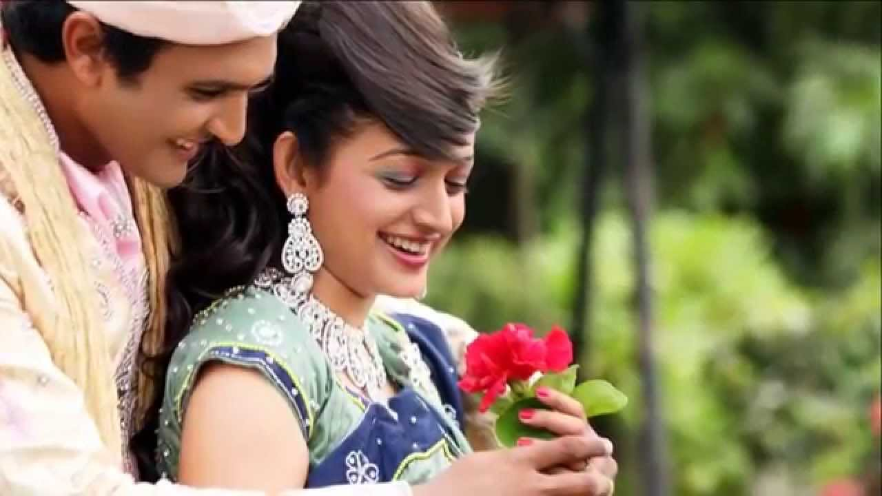 Love pose for Indian Wedding couples