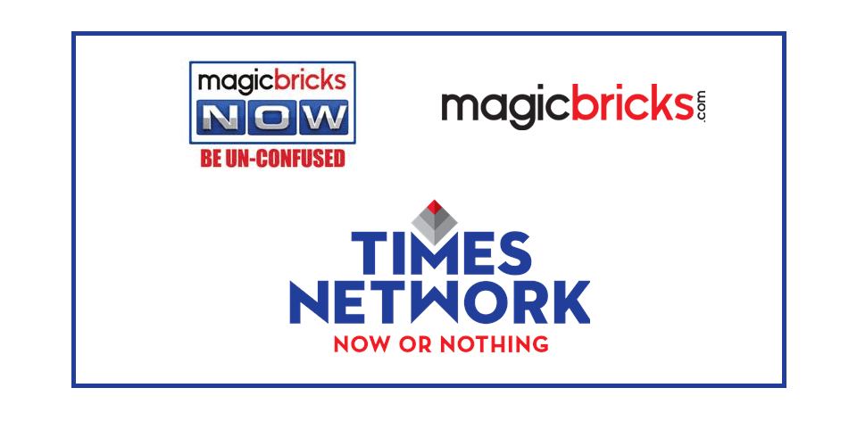 Magicbricks NOW India's First RealEstate Tv Channel