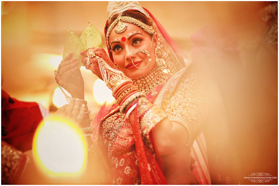 Wedding posses of Bipasha And karan