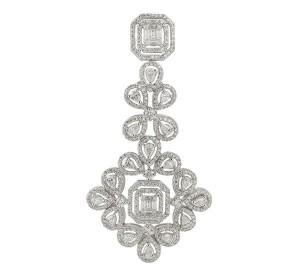 Latest Diamond Earring Designs