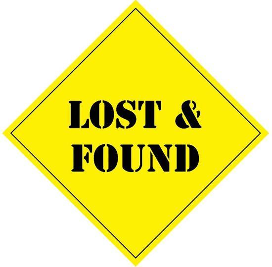 lost & found dept of India