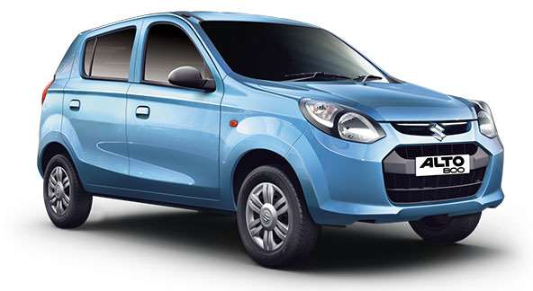 Alto800 Maruti - Top 6 Car manufacturers in India