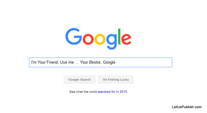 Google Is Your Best Friend Quotes