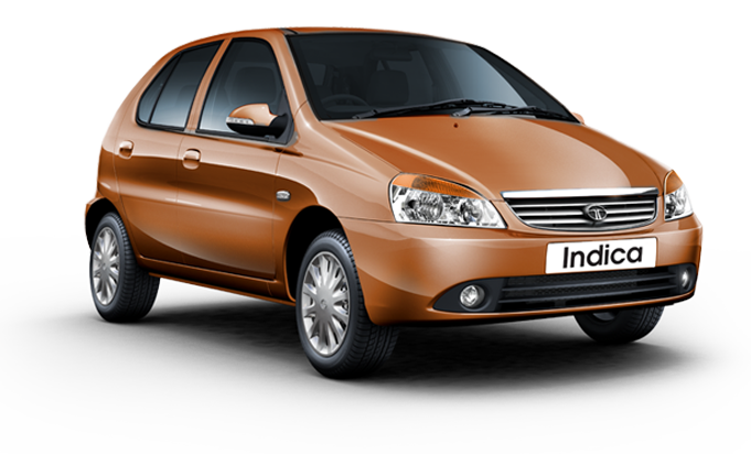 Highest sold vehicle Tata Indica