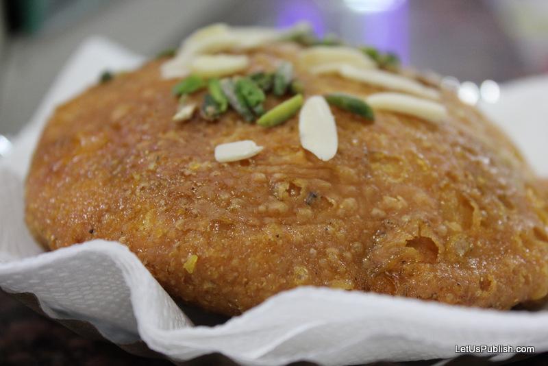 Mawa Kachori 1 - Jodhpur Special Food