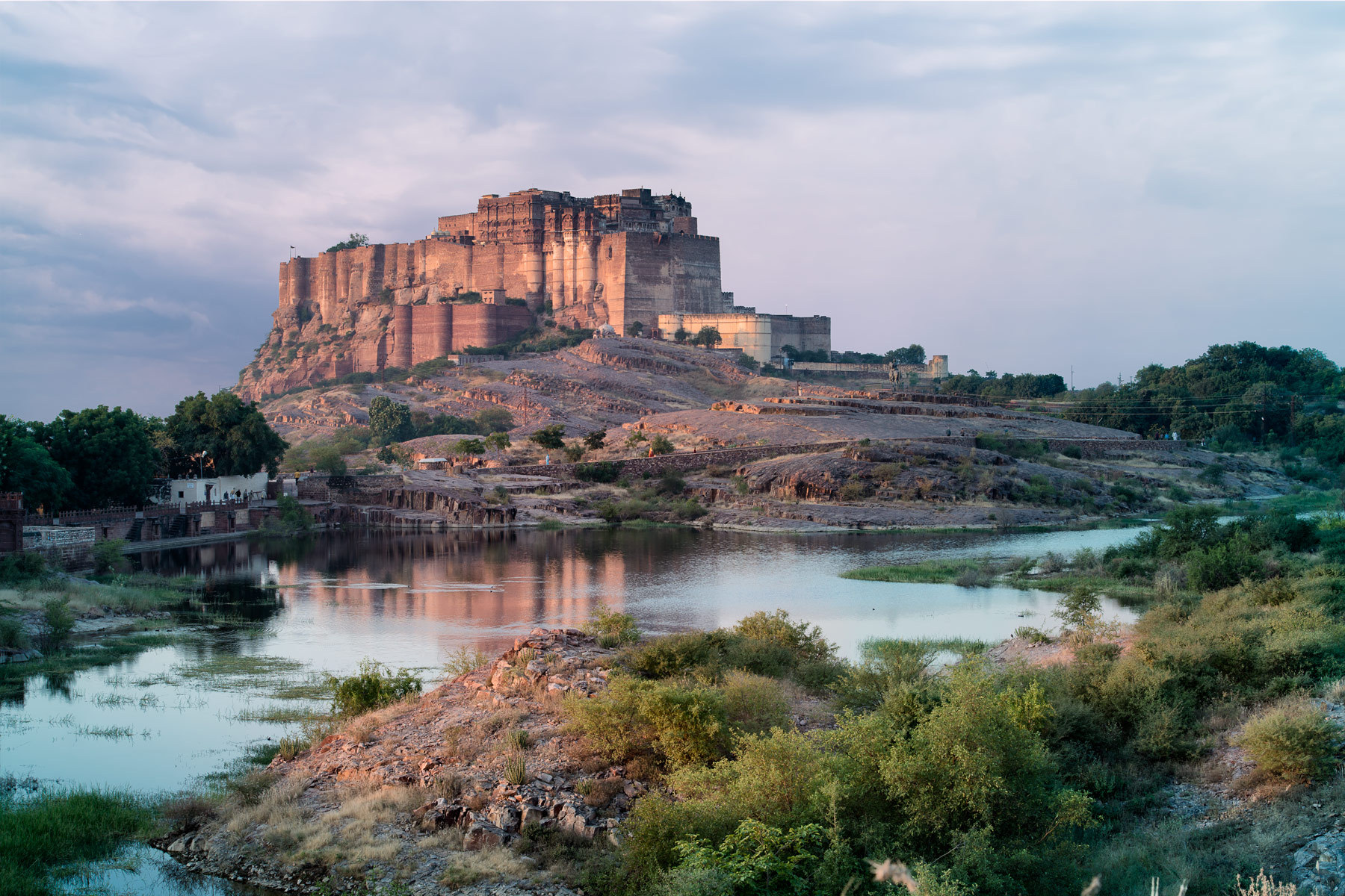 Mehrangarh.Fort. JodhPur HD - Jodhpur Travel Pictures