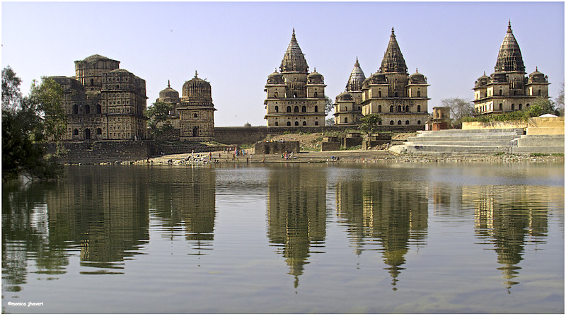 Orchha Indian travel places