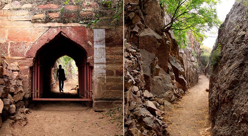Rock Park 2 - Jodhpur Travel Pictures