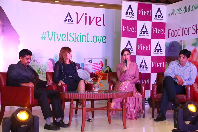#VivelSkinLove Bloggers Event with Kareena Kapoor Khan