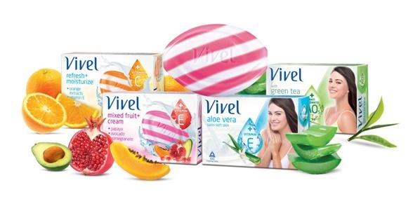 Vivel Soaps
