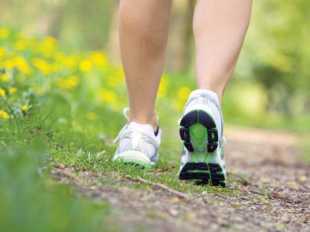Walk after eating