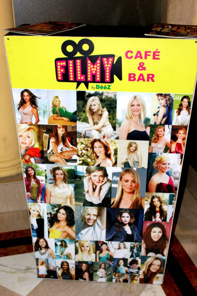 Welcome to Filmy Bar and Cafe CP