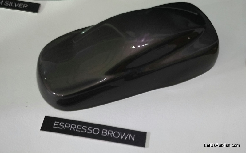 espresso Brown Tata Tiago Colors
