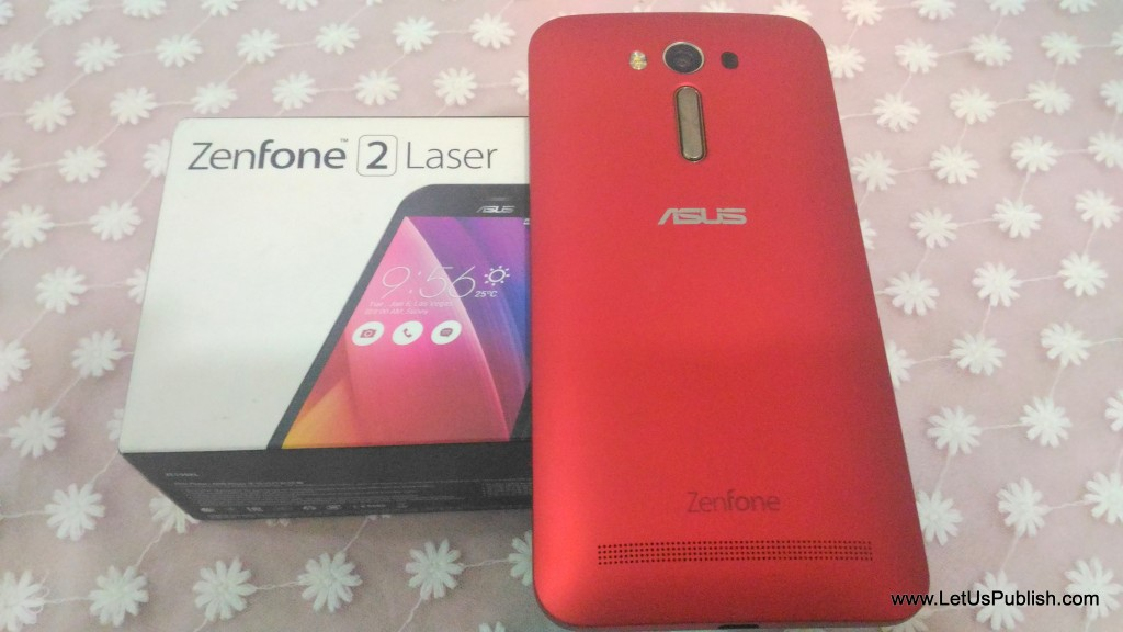 Asus Zenfone 2 Laser reasons to buy