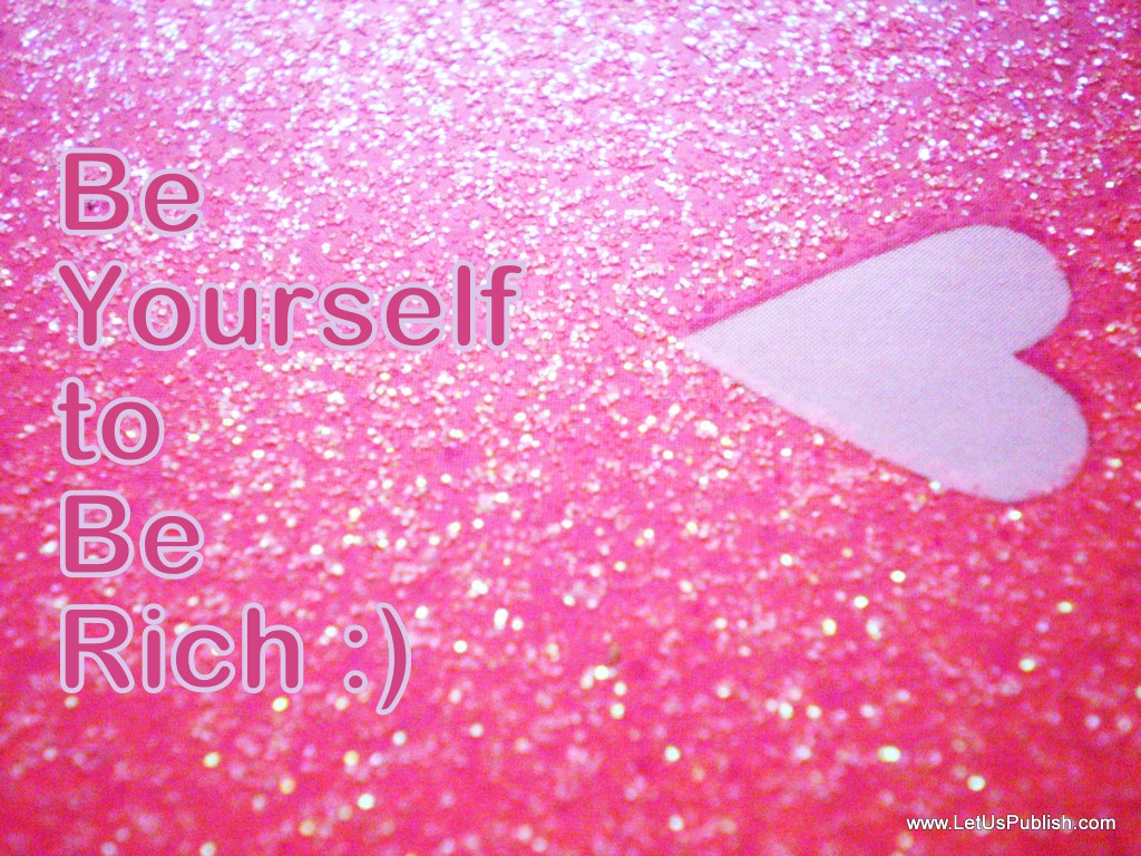 Be Rich Quotes