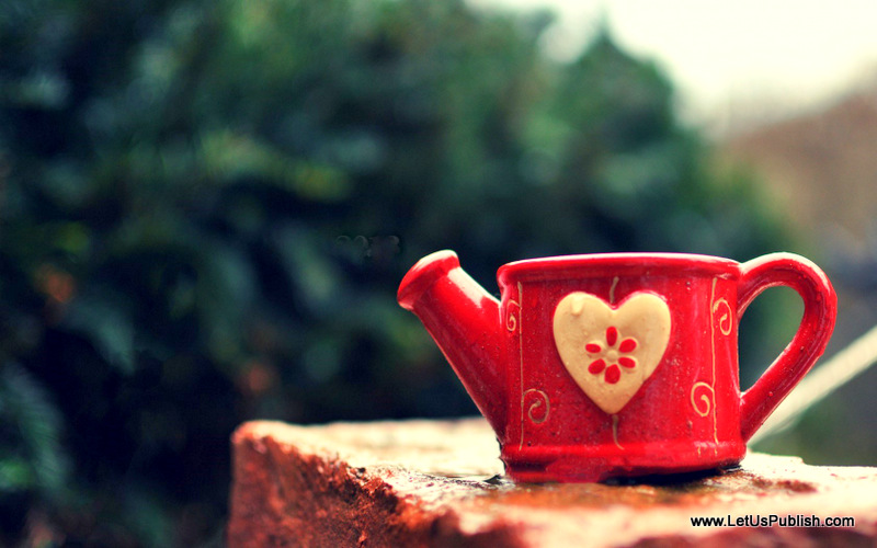 Beautiful Love Coffee Wallpaper