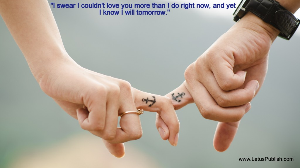 Beautiful love couples images with quotes