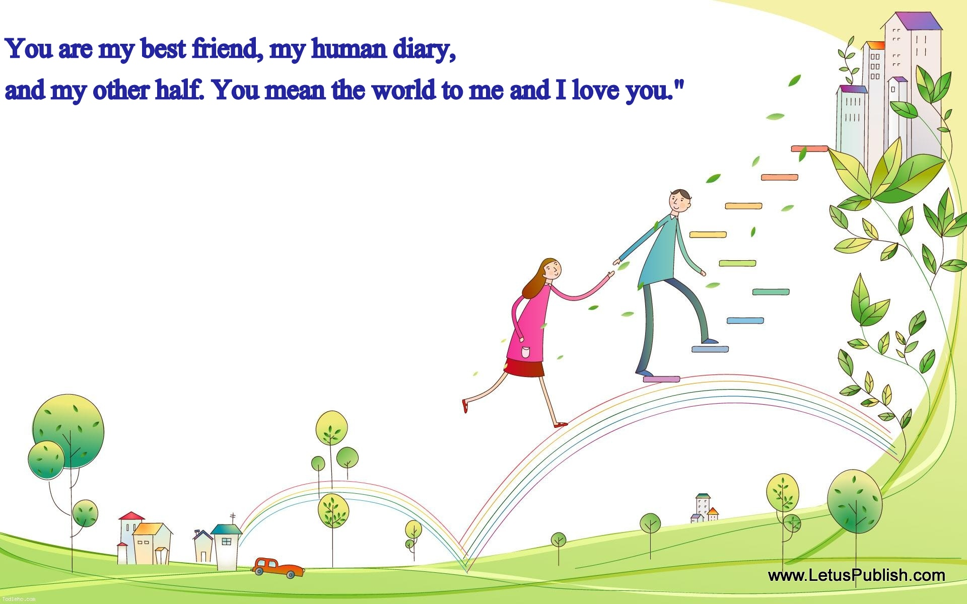 Cute love Images - I Love You