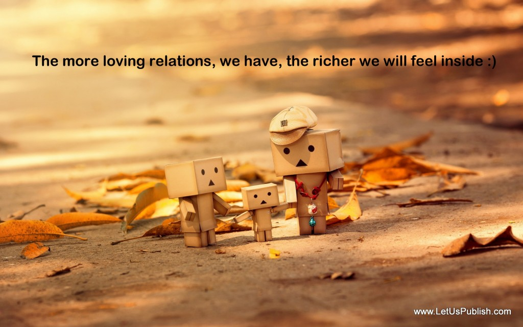 Family Importance in Being Rich - Rich Quotes