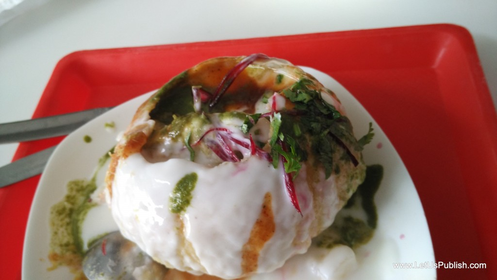RajKachori - One of the Best Haldiram food