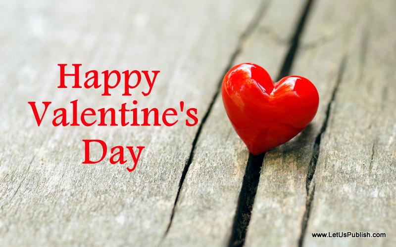 Happy Valentine's Heart Wallpaper for Desktop