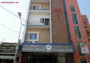Hotel Sarvana Bhavan