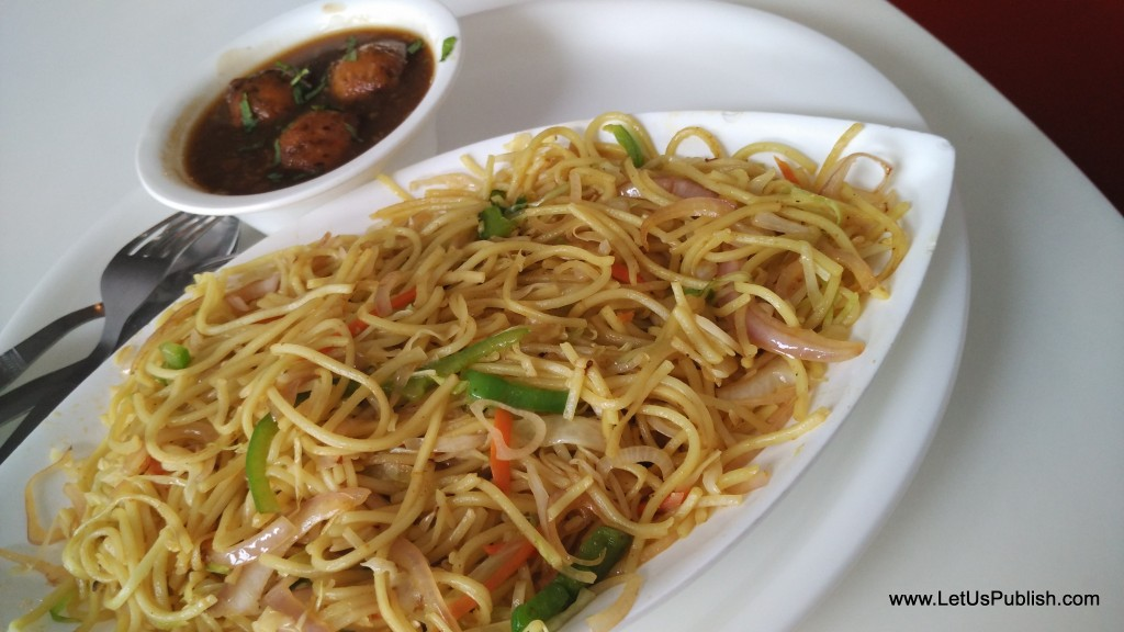 Noodles - Food Photography with Asus Zenfone2 Laser