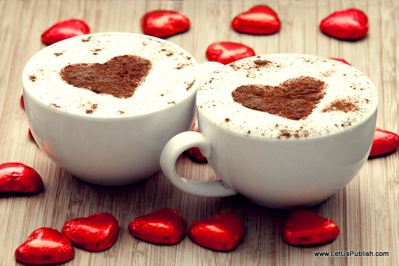 Romantic Coffee HD Wallpaper Download
