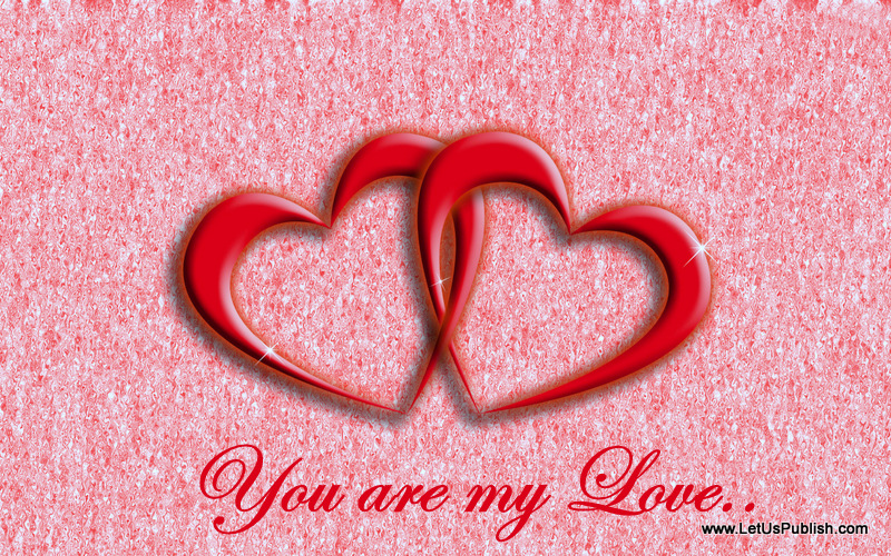 Romantic I Love You HD Quotes Wallpaper for Valentine