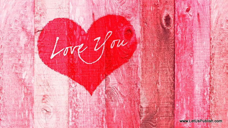 Romantic Love Heart HD Wallpaper