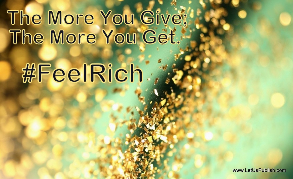 Be Rich Quotes HD Image