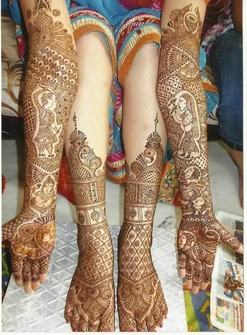 rajasthani-mehndi-design