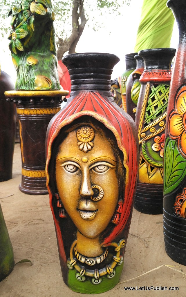 Art work Home Decoration - Surajkund Mela Pictures 2016.jpg