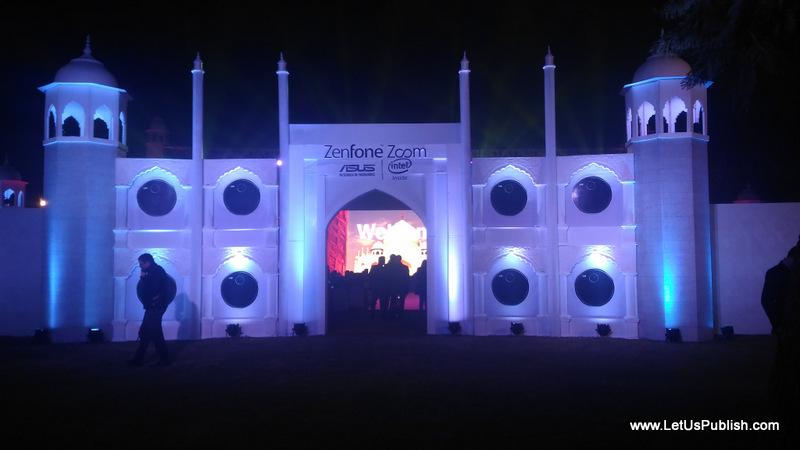 Asus Launch Taj Agra