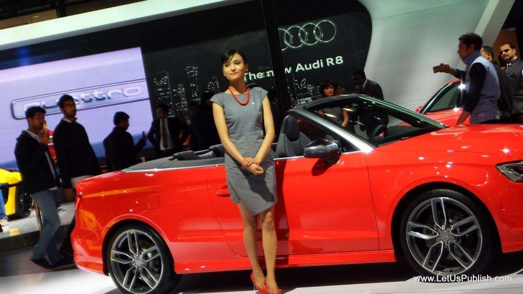 Audi Car Show 2016 Picture
