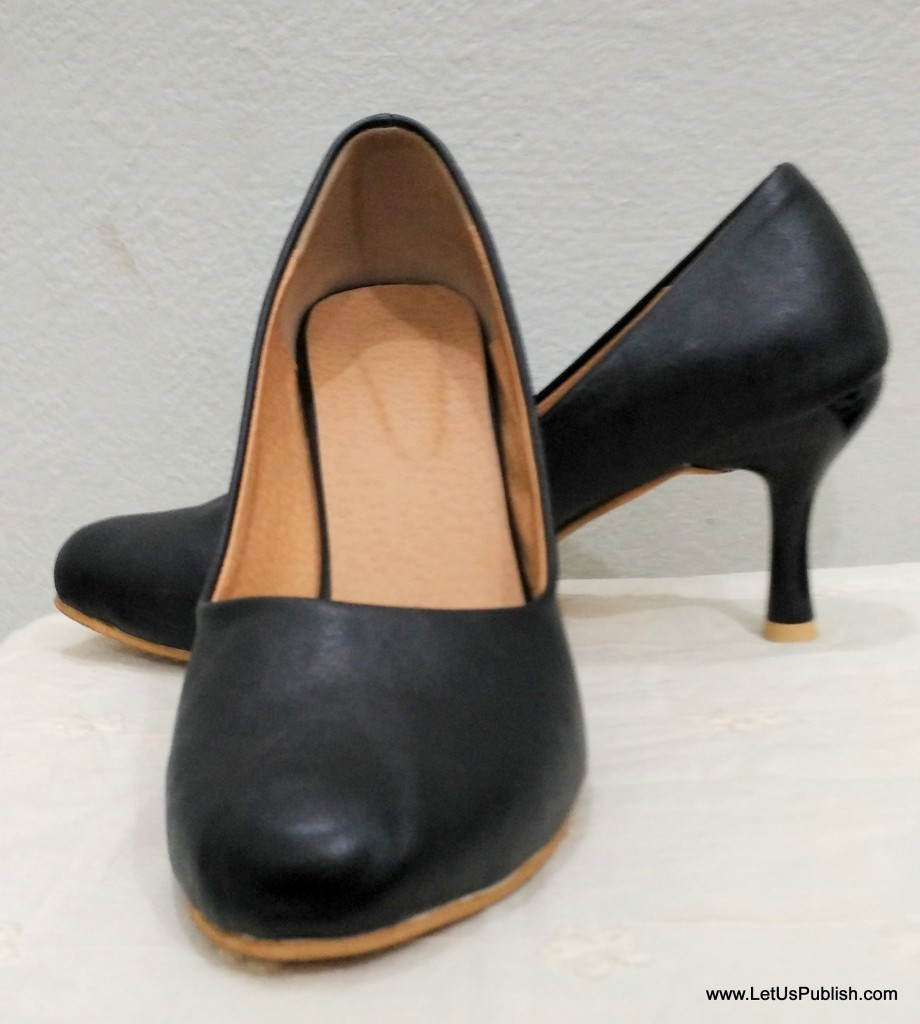Black Heels from Stelatoes