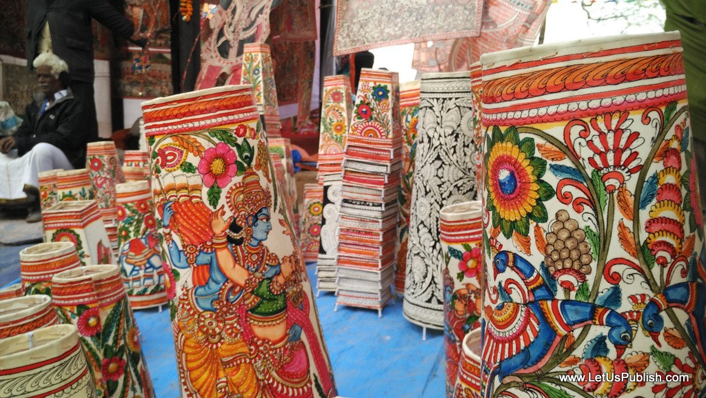 Colorful Art work- Surajkund Mela Pictures 2016.jpg